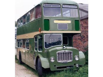 Bus à impériale Bristol LODEKKA FLF Low Height British Double Decker Bus