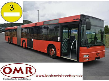 MAN A 23 / O 530 Citaro / Lion`s City / Org. KM  - bus urbain