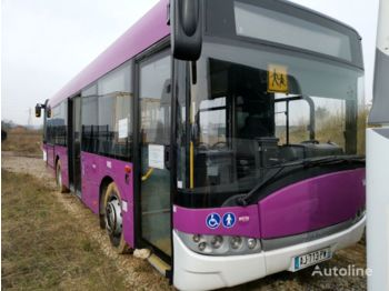 Bus urbain SOLARIS URBINO 10: photos 1
