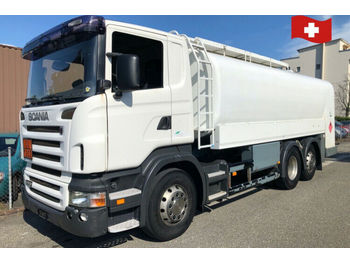 Scania R420      6x2  - camion citerne
