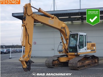 Liebherr R912 HDSL From Belgium end user - pelle sur chenille