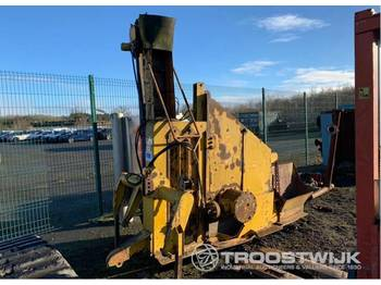 AFT Whizz AFT55 wheel trencher - trancheuse