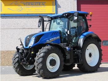 New Holland T6.145AEC - tracteur agricole