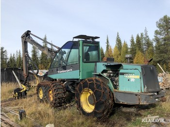 TIMBERJACK 1270 Good condition - abatteuse