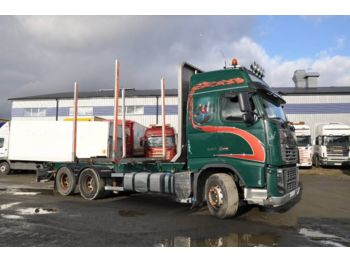VOLVO FH16 540 6X4 - camion grumier