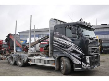 VOLVO FH550 6X4 - camion grumier