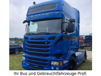 Tracteur routier Scania R490 Top Liner Euro 6,