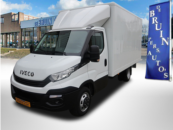 Iveco Daily 35S14V Airco Autm Luchtvering 2.35 Hoog EURO 6 - fourgon grand volume