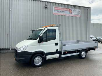 Iveco Daily 35 S 14G 345 CNG .Gas Pick Up.3 Zits Trekhaak.3500 - utilitaire plateau